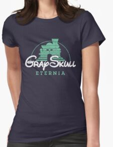 The Magical World of Eternia Womens Fitted T-Shirt