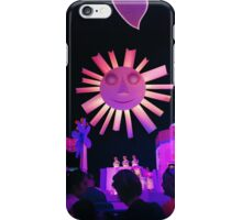 There is just one Moon & One golden Sun iPhone Case/Skin