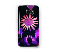 There is just one Moon & One golden Sun Samsung Galaxy Case/Skin