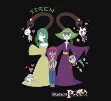 Siren - Stretch Panic Kids Clothes