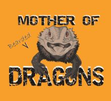 Mother of Bearded Dragons by Muninn