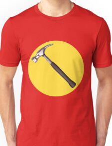 captain hammer symbol Unisex T-Shirt