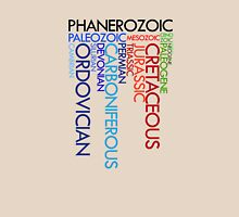 Phanerozoic aeons, eras, ages T-Shirt