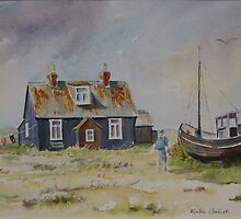 DUNGENESS - Home sweet home by Beatrice Cloake