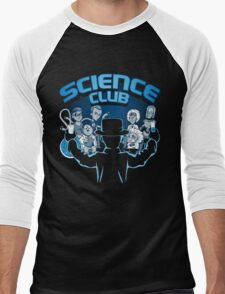 Science Club Men's Baseball ¾ T-Shirt