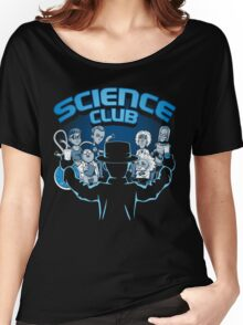 Science Club Women's Relaxed Fit T-Shirt