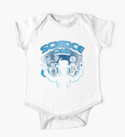 Science Club One Piece - Short Sleeve
