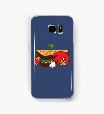 KNUCKLES SANDWICH Samsung Galaxy Case/Skin