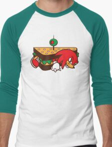 KNUCKLES SANDWICH Men's Baseball ¾ T-Shirt