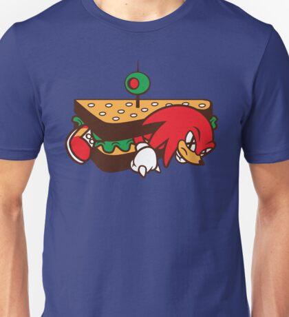 KNUCKLES SANDWICH Unisex T-Shirt