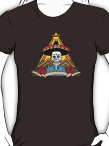 Day of the Dead T Shirt Colour T-Shirt