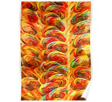 Candy - Lollipops Poster