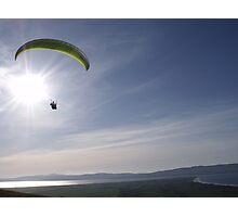 Icarus  Photographic Print