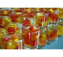 Fruit cocktail Photographic Print