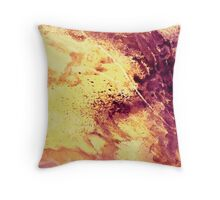 Watercolor: Bright Lights Throw Pillow