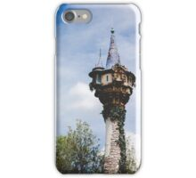 hidden tower iPhone Case/Skin