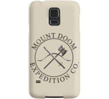Mount Doom Expedition Co. Samsung Galaxy Case/Skin