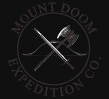 Mount Doom Expedition Co. Kids Tee