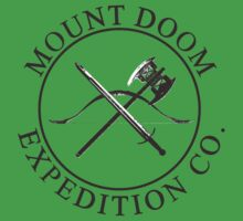 Mount Doom Expedition Co. One Piece - Short Sleeve