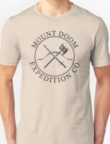 Mount Doom Expedition Co. T-Shirt