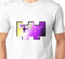 New Zealand Flag- Non-Binary Pride Unisex T-Shirt