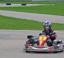 Karting by Paola Svensson