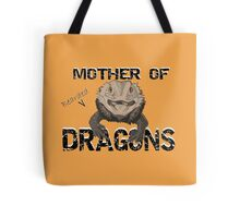 Mother of Bearded Dragons Tote Bag