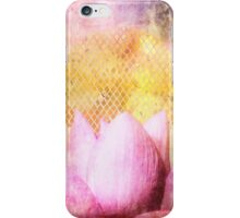 Lotus Sun iPhone Case/Skin