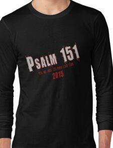 Psalm 151 Band Long Sleeve T-Shirt