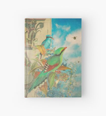 The Birds and The Bees Hardcover Journal