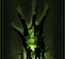 Left 4 Dead by red-leaf