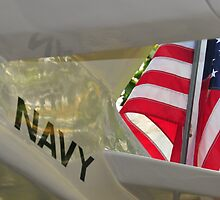 GO NAVY USA! by Rena Neal