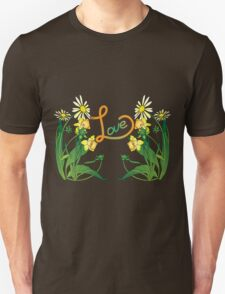 Daisies and daffodils T-Shirt