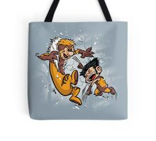 Logan and Victor Tote Bag