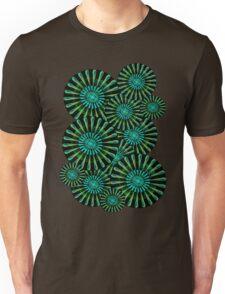 Fractal flowers Unisex T-Shirt