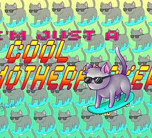 Cool Cat  by baconshinobi