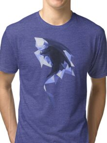 Diamond toothless Tri-blend T-Shirt