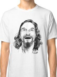 "Jeff ""The Dude"" Lebowski Classic T-Shirt"