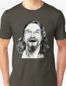 "Jeff ""The Dude"" Lebowski Unisex T-Shirt"