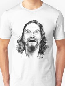 "Jeff ""The Dude"" Lebowski T-Shirt"