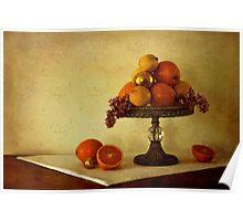 Fruitbowl Poster