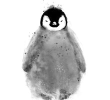 Baby Penguin by JNathan