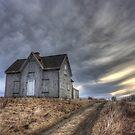 Abandoned House, Pembrook Nova Scotia by Debbie  Roberts