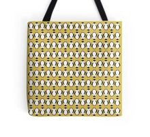 Penguin Pattern Tote Bag