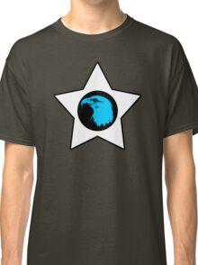 Bald Eagle (Blue) T-Shirt Classic T-Shirt