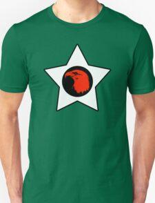 Bald Eagle (Red) T-Shirt T-Shirt