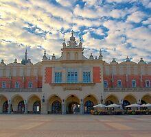 Krakow by FLYINGSCOTSMAN