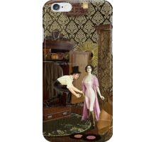 Come On! My Husband is Gone iPhone Case/Skin