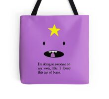 """LSP - """"So awesome on my own"""" Tote Bag"""
