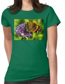 The Red Admiral Womens Fitted T-Shirt
